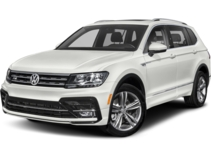 2019 Volkswagen Tiguan SEL R-Line Black