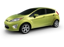 2011_Ford_Fiesta_SES_ Moncton NB