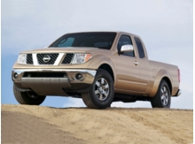 2007_Nissan_Frontier_SE_ Fort Pierce FL