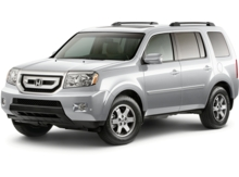 2011_Honda_Pilot_Touring_ Seattle WA