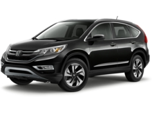 2016_Honda_CR-V_Touring_ Moncton NB