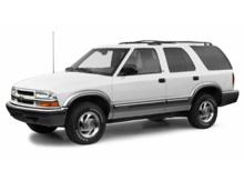 2000_Chevrolet_Blazer_LT 4x2_ Crystal River FL