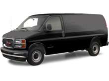 2000_GMC_Savana Cargo Van_RV Conversion_ Sumter SC