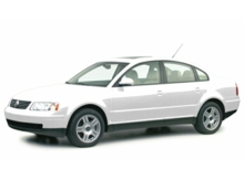 2000_Volkswagen_Passat_GLX V6_ Johnson City TN