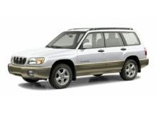 2002_Subaru_Forester_S_ Austin TX
