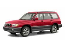 2002_Subaru_Forester_L_ Johnson City TN