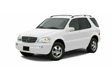 2003_Mercedes-Benz_M-Class_ML 350_ Pharr TX