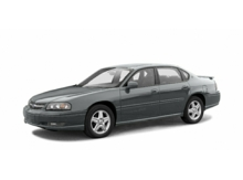 2004_Chevrolet_Impala_LS_ Johnson City TN