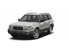 2005_Subaru_Forester_X_ Stuart  FL