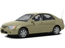 2006_KIA_Spectra_EX Sedan_ Crystal River FL