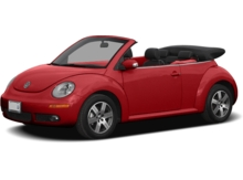 2006_Volkswagen_Beetle_2.5L_ Murfreesboro TN