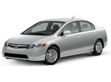 2007_Honda_Civic_Hybrid_ Ellisville MO