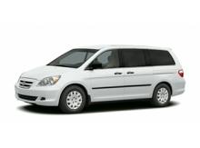 2007_Honda_Odyssey_EX-L_ Farmington NM