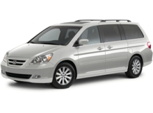 2007_Honda_Odyssey_Touring_ Lafayette IN