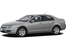 2008_Ford_Fusion_SEL_ Normal IL