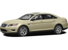 2010_Ford_Taurus_SEL Front-wheel Drive Sedan_ Crystal River FL