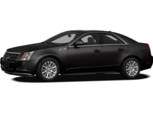 2011_Cadillac_CTS Sedan_Luxury_ Austin TX