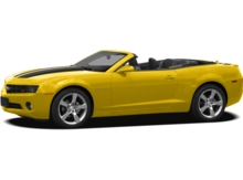 2011_Chevrolet_Camaro_2LT_ Clarksville TN