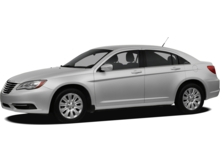 2011_Chrysler_200_LX_ Moncton NB