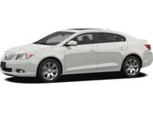 2012_Buick_LaCrosse_Leather Group Front-wheel Drive Sedan_ Crystal River FL