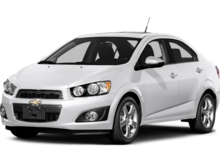 2015_Chevrolet_Sonic_LS_ Watertown NY