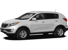 2012_KIA_Sportage_LX All-wheel Drive_ Crystal River FL