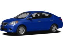 2012_Nissan_Versa_1.6 S_ Johnson City TN