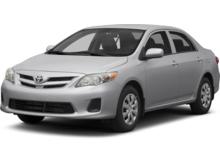 2012 Toyota Corolla 4dr Sdn