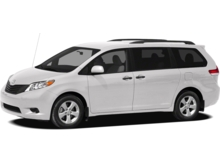 2012_Toyota_Sienna_5dr 7-Pass Van V6 LE AAS FWD (Natl)_ Clarksville TN