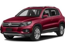 2016_Volkswagen_Tiguan_SE_ Providence RI