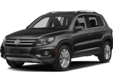 2012_Volkswagen_Tiguan_S_ Austin TX