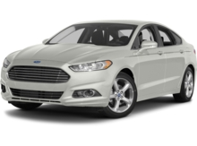 2014_Ford_Fusion_SE Front-wheel Drive Sedan_ Crystal River FL