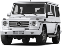 2013_Mercedes-Benz_G-Class_G 550_ Kansas City MO