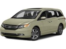 2014_Honda_Odyssey_Touring_ Johnson City TN