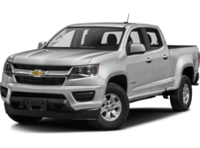 2017_Chevrolet_Colorado_4WD Crew Cab WT_ Providence RI