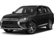 2016_Mitsubishi_Outlander_ES_ Watertown NY