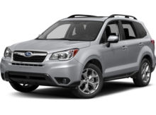 2016_Subaru_Forester_2.5i Limited_ Providence RI