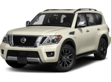 2018_Nissan_Armada_Platinum_ Watertown NY