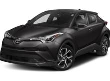 2019_Toyota_C-HR_XLE_ Lexington MA