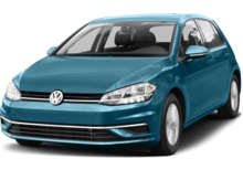 2018_Volkswagen_Golf_SE_ Watertown NY