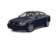 2002_Audi_A6_4.2_ Seattle WA