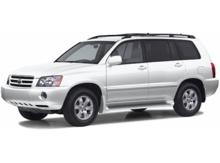 2002_Toyota_Highlander_V6_ Murfreesboro TN