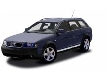 2003_Audi_allroad_2.7T_ Seattle WA
