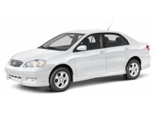 2003_Toyota_Corolla_S_ Murfreesboro TN
