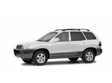 2004_Hyundai_Santa Fe_GL_ Austin TX