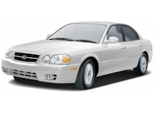 2004_Kia_Optima_LX Sedan_ Crystal River FL