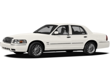 2008_Mercury_Grand Marquis_GS Sedan_ Crystal River FL