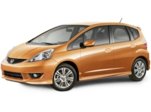 2009_Honda_Fit_Sport_ Bay Ridge NY