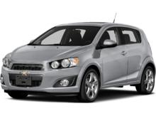 2016_Chevrolet_Sonic_LT_ Austin TX