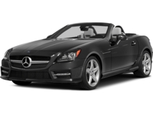 2014_Mercedes-Benz_SLK_250_ Kansas City MO